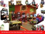 Soyez le patron de votre propre entreprise - le coût de louverture dun centre de divertissement